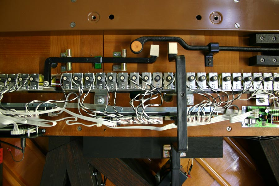 Player Piano System Services Installation And Repair
