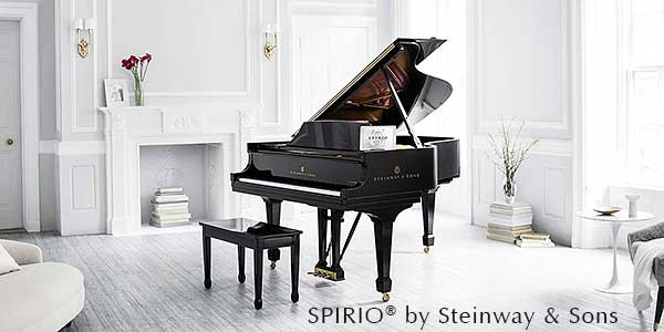 Spirio by Steinway and Sons