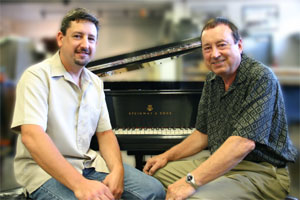 Steinway and Sons Grand Piano Repair Specialists - Registered Piano Repair Technicians