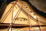 Vintage Steinway and Sons Model A grand piano restoration